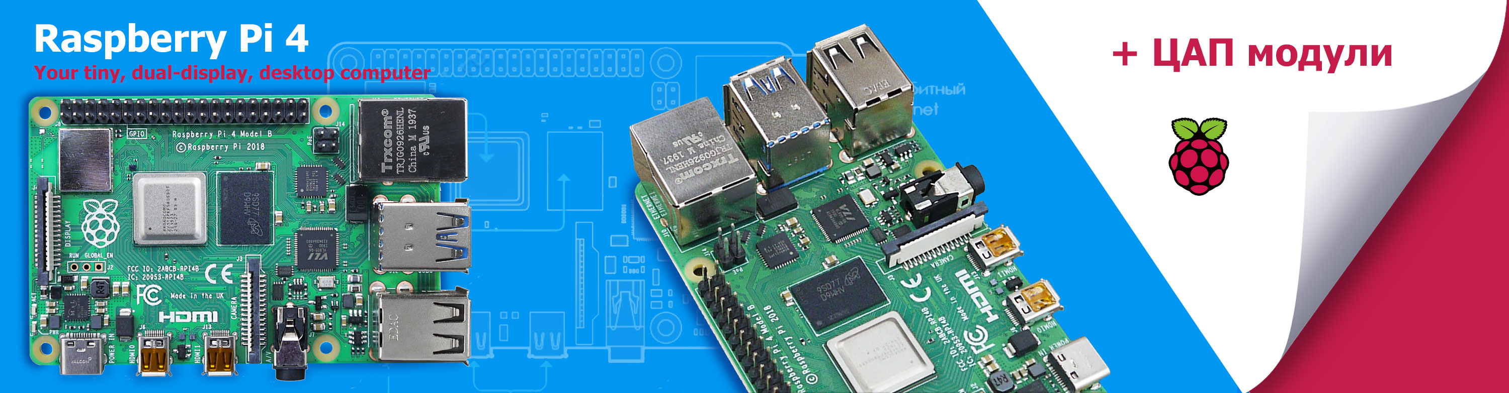 Raspberry PI4 2GB